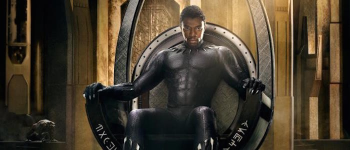 Black Panther Movie Details