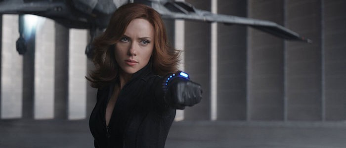 Black Widow Comic-Con Panel