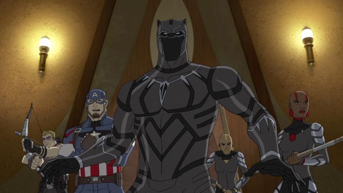Avengers Assemble - Black Panther