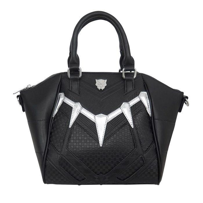 Black Panther Cross Body Bag
