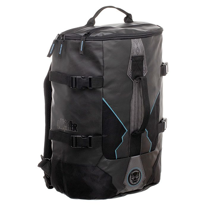 Black Panther Front Handle Backpack