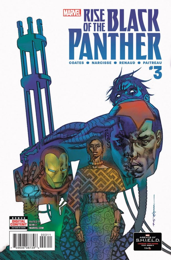 Black Panther Comic Issue #3