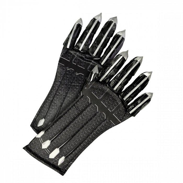 Black Panther Costume Gloves