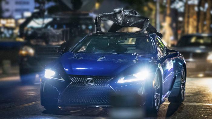 Black Panther Lexus