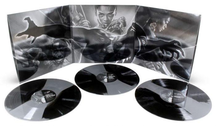 Mondo Black Panther Vinyl Soundtrack