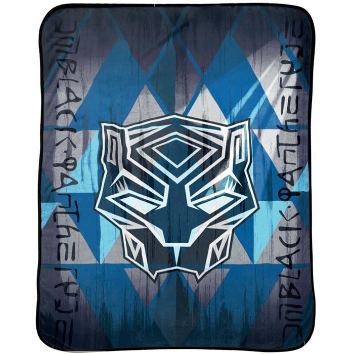 Black Panther Blanket