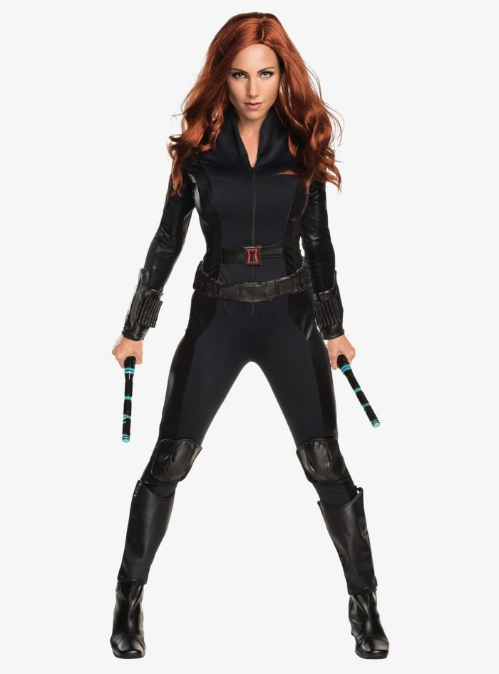 Black Widow Adult Costume