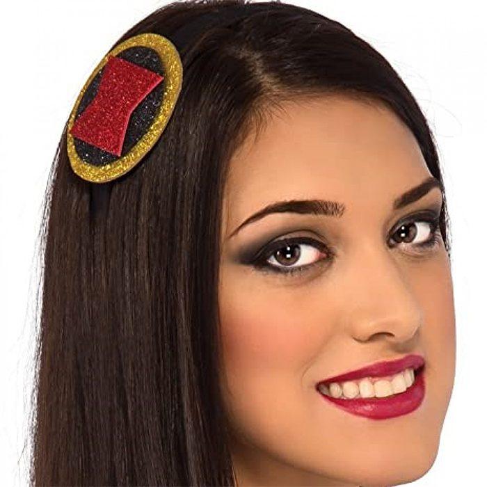 Black Widow Hair Clip