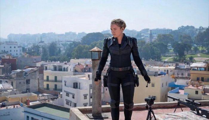 New Black Widow Photos