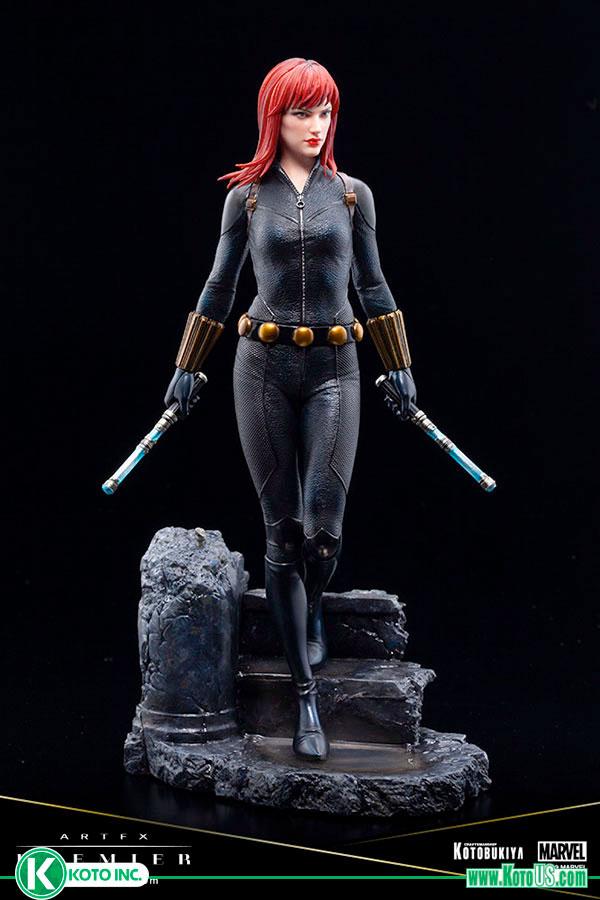 Black Widow ARTFX Premier Statue