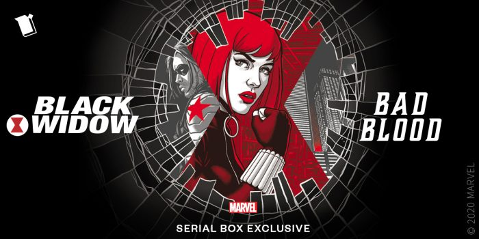Black Widow Loot Crate and Serial Box Sweepstakes