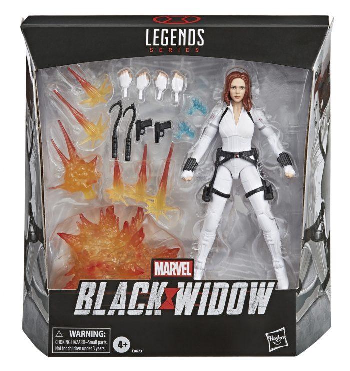 Black Widow - Marvel Legends Deluxe Figure