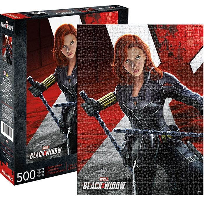 Black Widow Puzzle