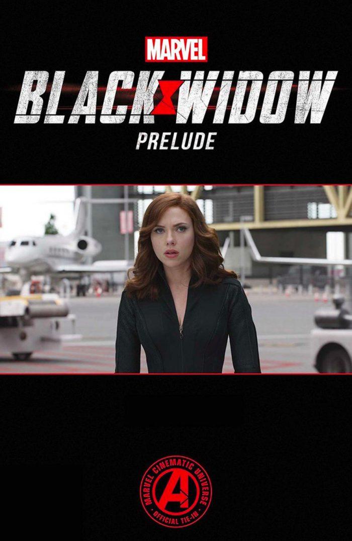Black Widow Prelude Comic
