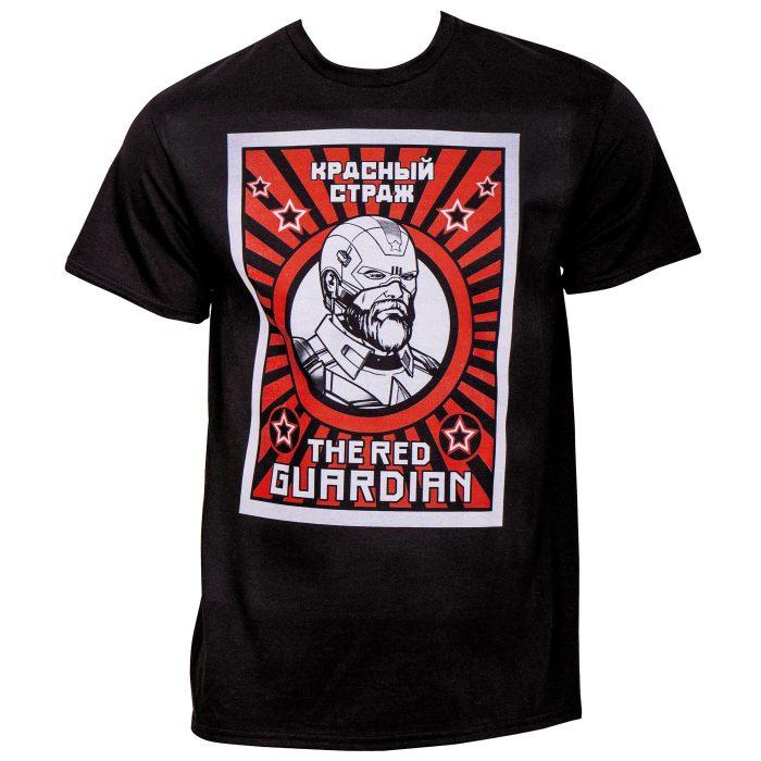 Black Widow - Red Guardiand T-Shirt