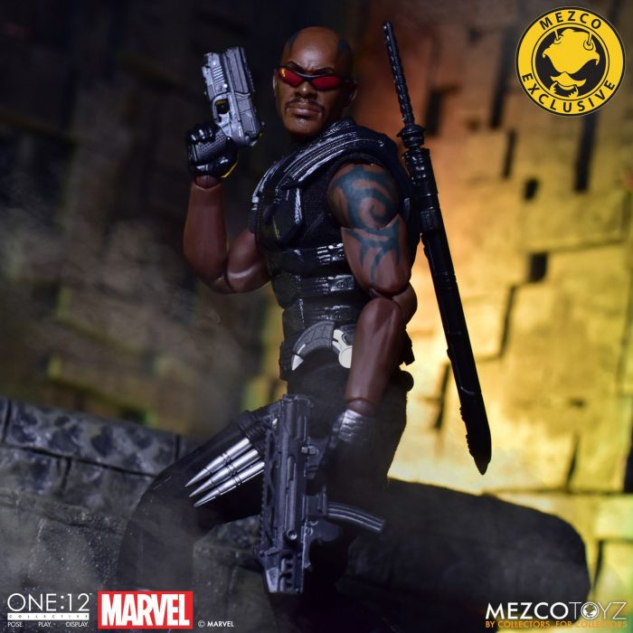 Blade MDX Figure - One:12 Collective