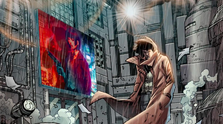 Blade Runner 2019 Trailer Prequel Comic Follows Female Hero Film