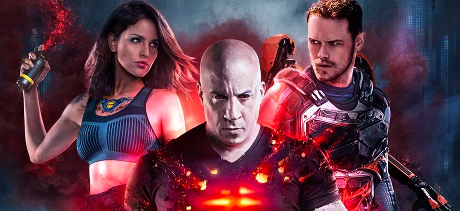 Bloodshot Clips: Vin Diesel Learns About His New Nanorobot Blood ...