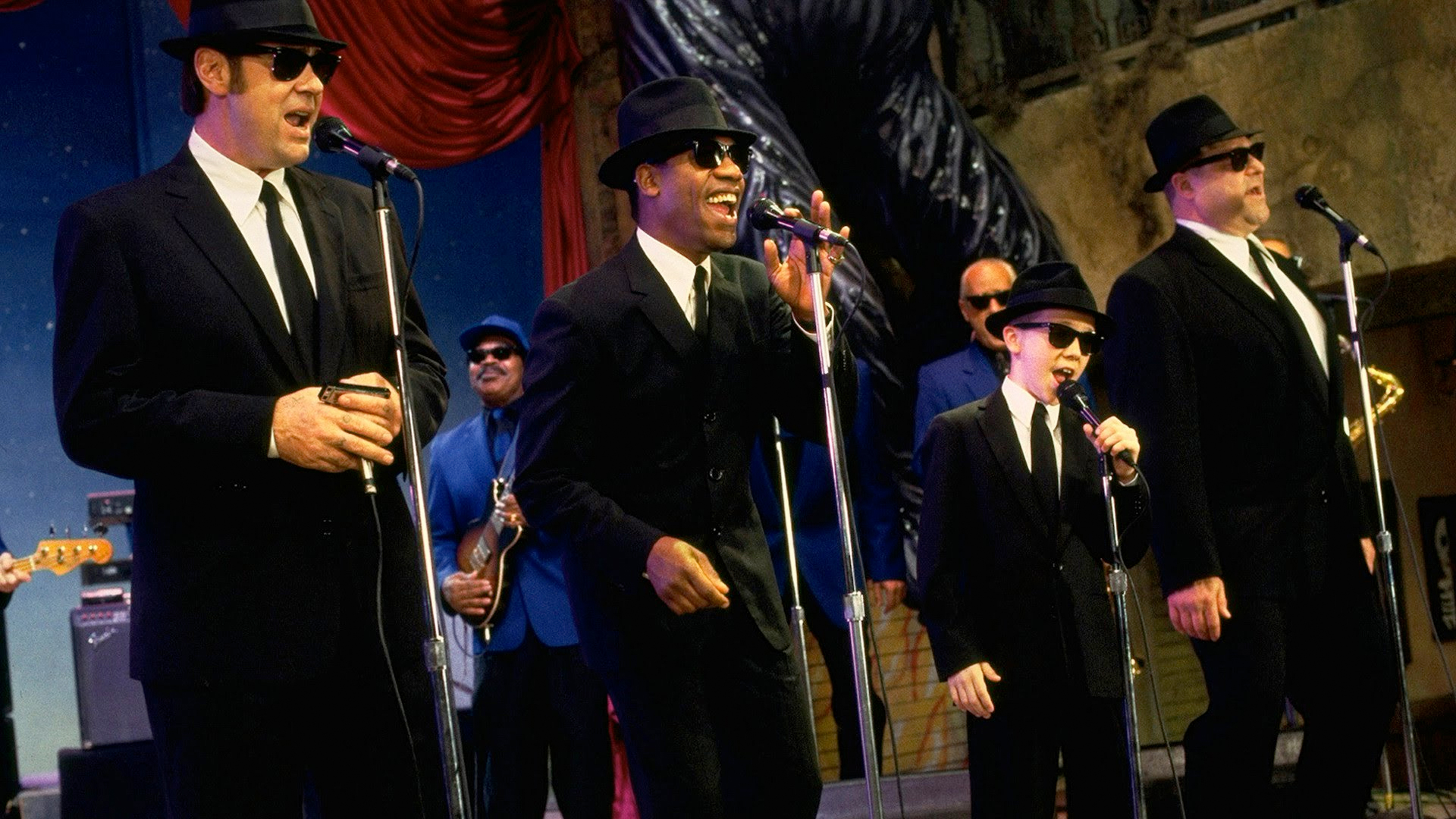blues brothers besetzung