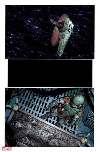New Boba Fett Comic Book