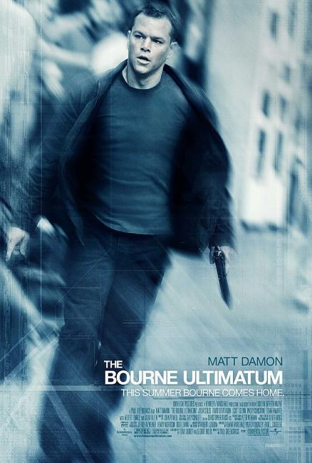The Bourne Ultimatium