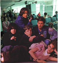 Breakfast Club in an Airport?