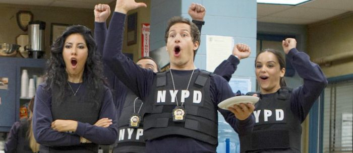 Brooklyn Nine-Nine Renewed