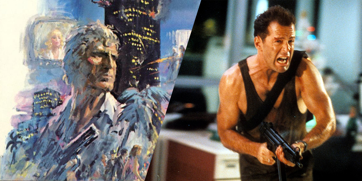 Comparing The Book That Inspired Die Hard To The Movie Film