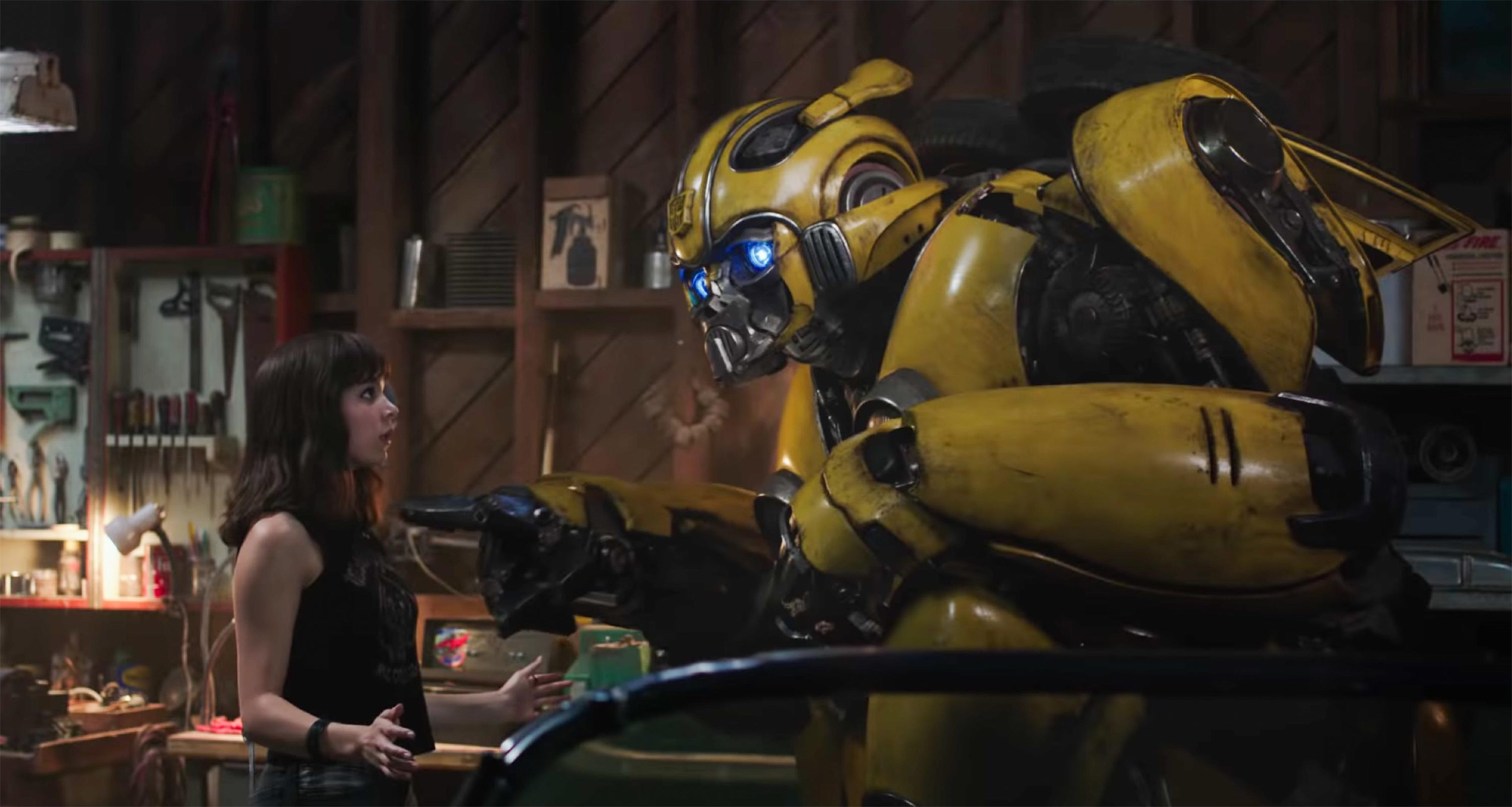 Bumblebee Early Buzz: The Best Transformers Movie Yet /Film