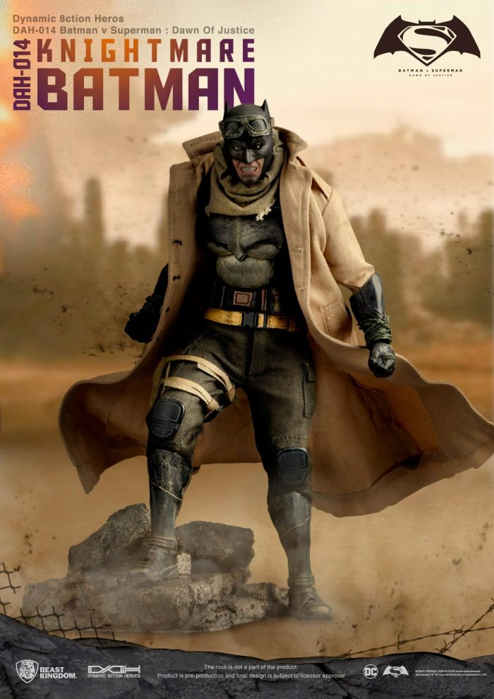 Batman v Superman - Knightmare Batman Figure
