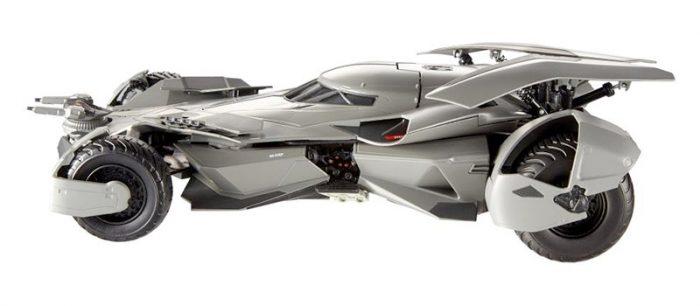 Hot Wheels 1:18 Scale Batman v Superman Batmobile