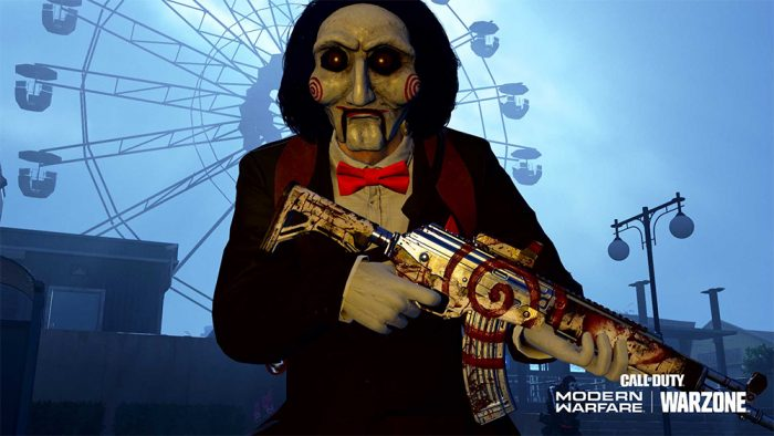Call of Duty Halloween Event - Billy the Puppet