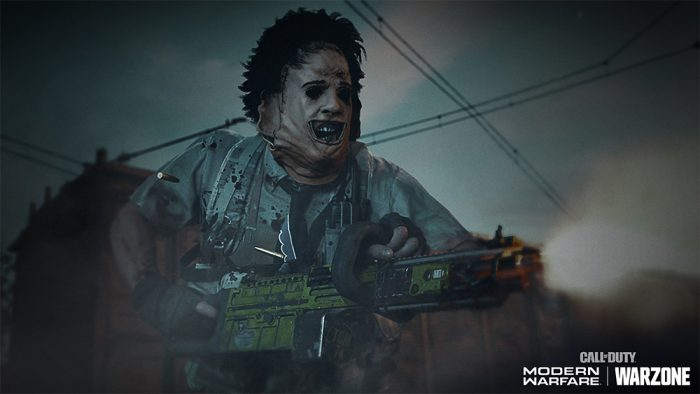 Call of Duty Halloween Event - Leatherface