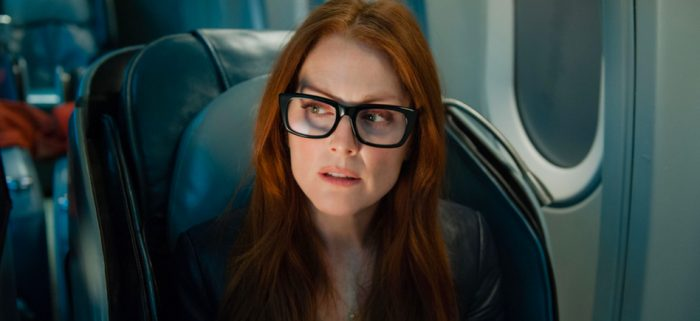 Julianne Moore Talks About Being Fired From 'Can You Ever Forgive Me?'