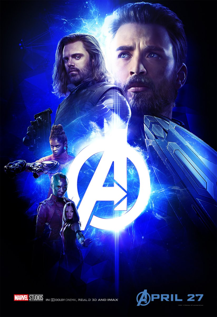 five new infinity war posters assemble the avengers