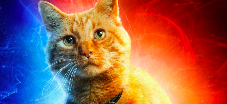 Captain Marvel Character Posters Feature Captain Marvel\u0027s