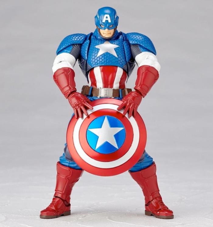 Captain America Amazing Yamaguchi Figure