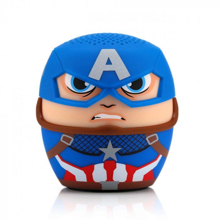 Captain America Bitty Bumper Speaker
