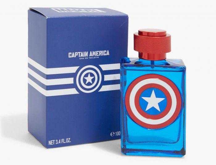 Captain America Cologne