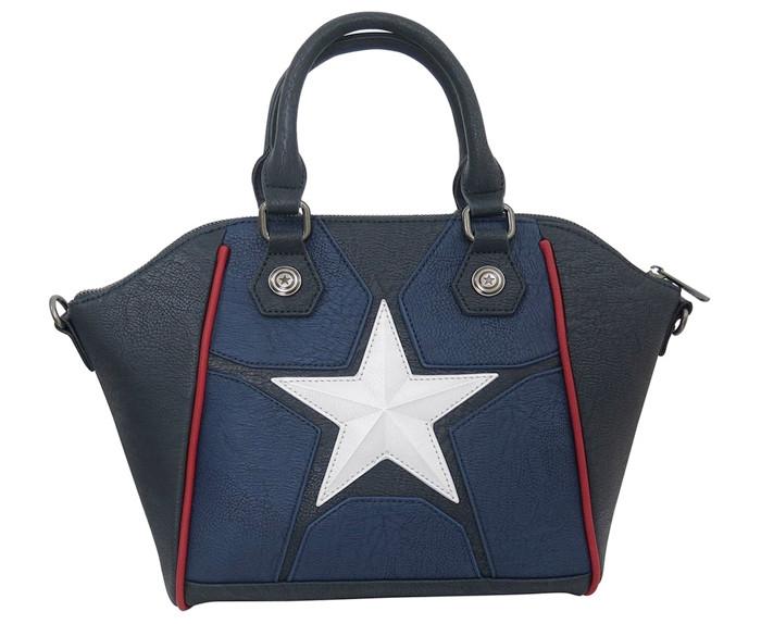 Captain America Crossbody Handbag