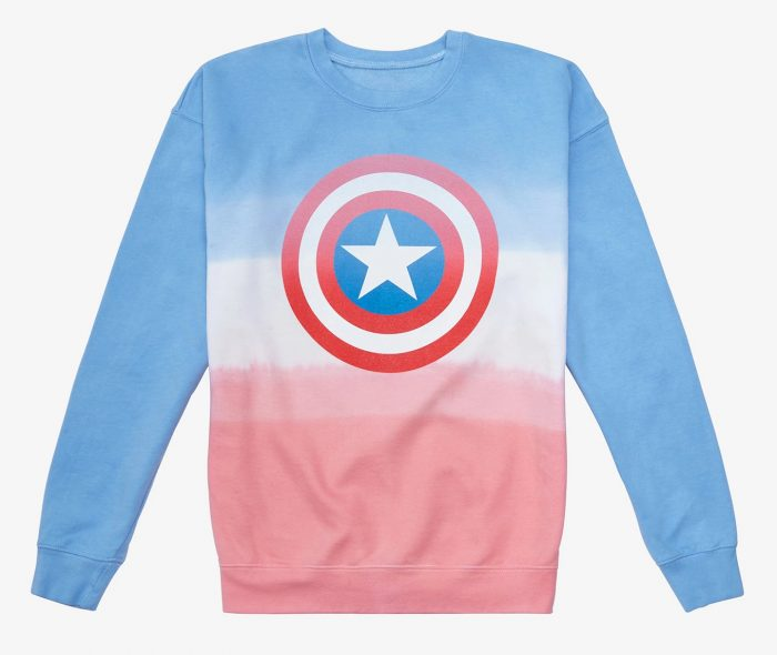 Captain America Gradient Sweatshirt