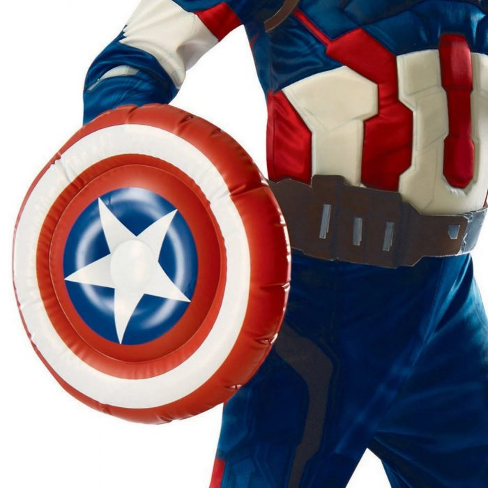 Captain America Inflatable Shield