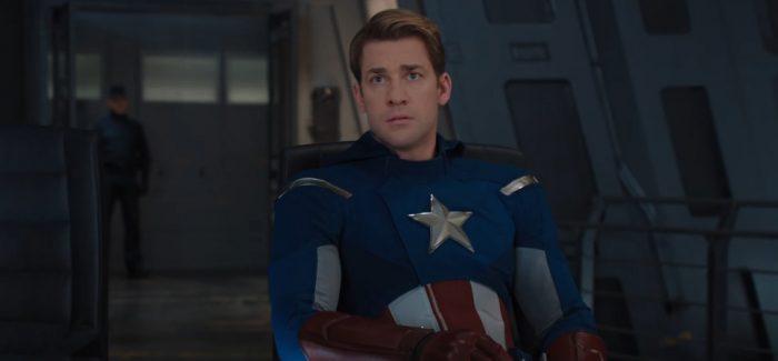 Captain America - John Krasinski DeepFake