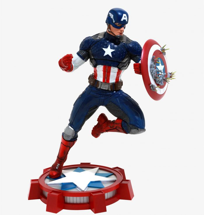 Captain America - Marvel Now Collectible Figure