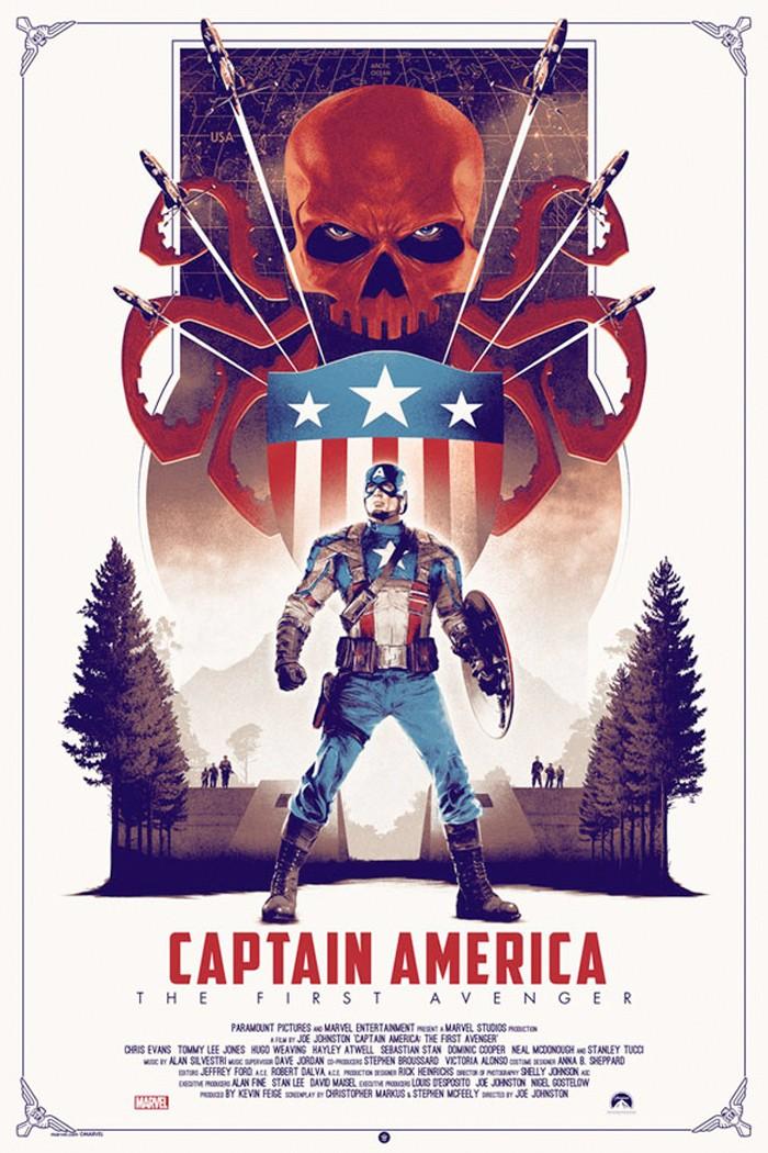 Captain America - Matt Ferguson