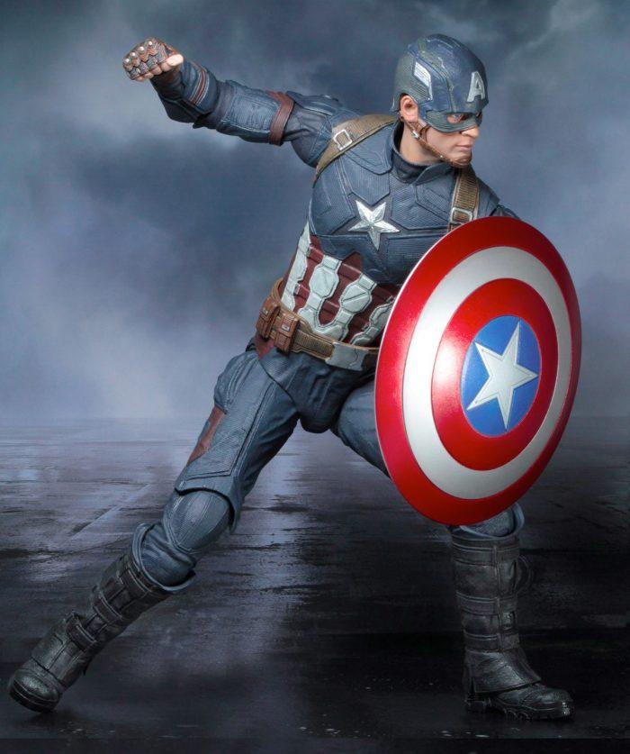 NECA Captain America Figure
