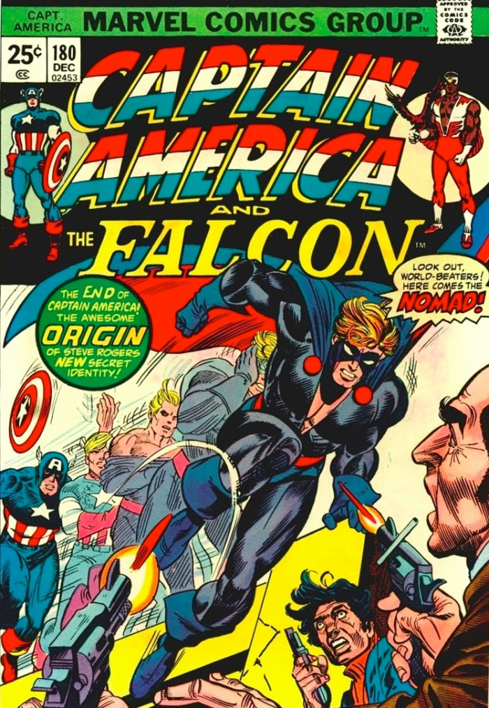 Captain America - Nomad