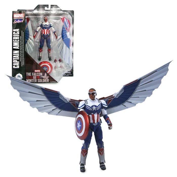 Marvel Select - Sam Wilson as Captain America