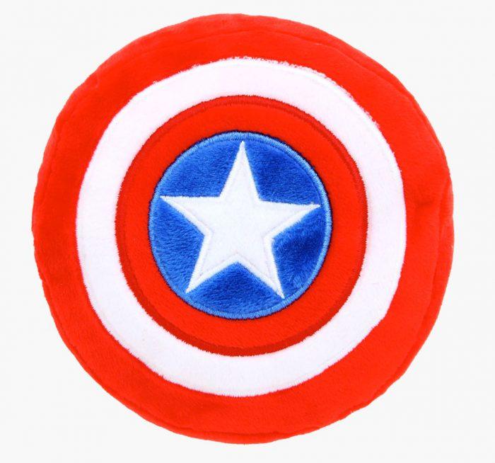 Captain America Dog Toy