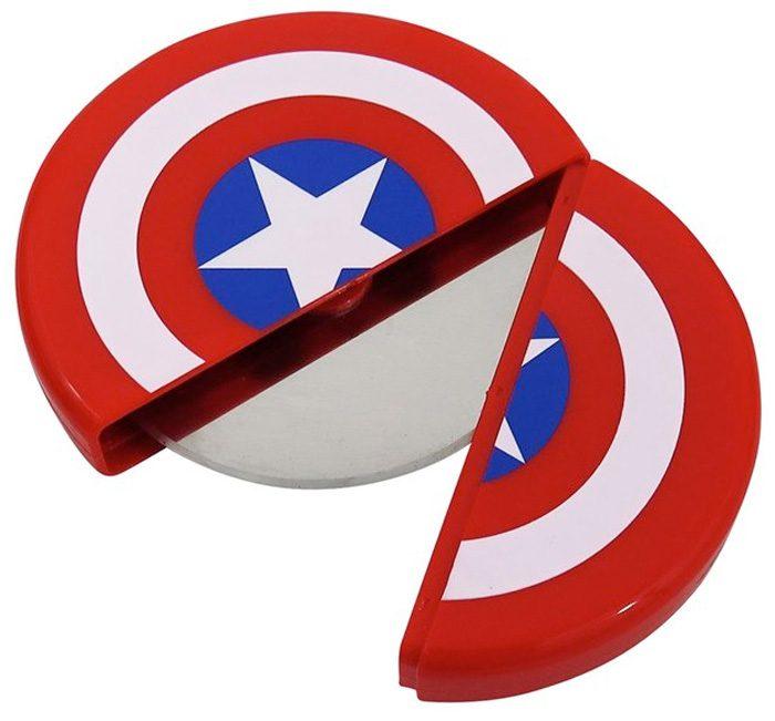 Captain America Pizza Cutter